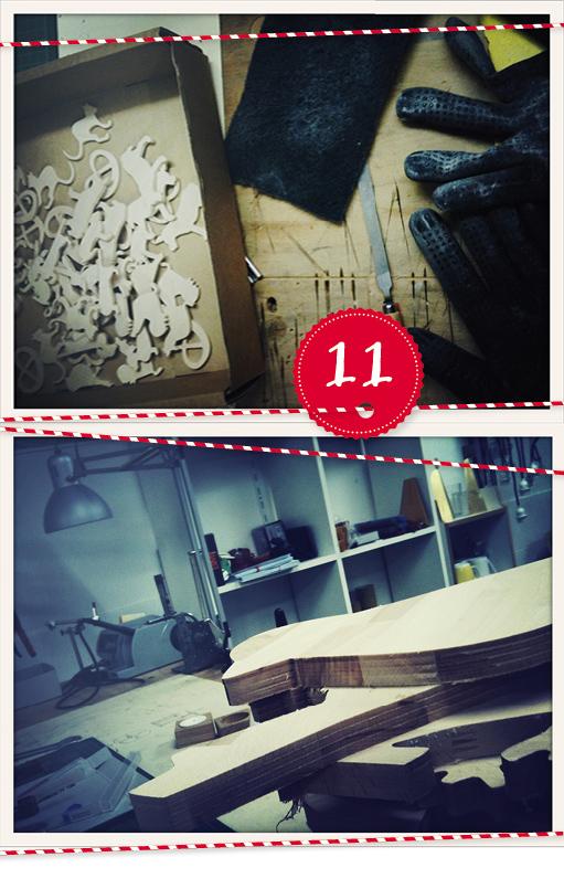 Handarbeit, Werkstatt