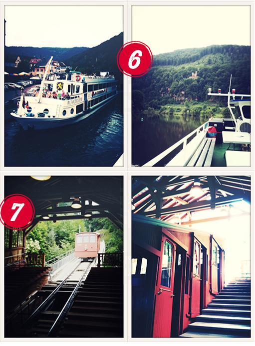 Heidelberg, Neckartal, Mosbach, Heimatkunde