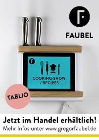 Ipad Halter, Küchenaccessoires, Möbeldesign, Gregor Faubel, Produktdesign