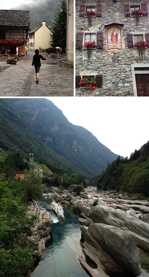 Tessin, Versasca Tal, italienische Schweiz, Reisetipp