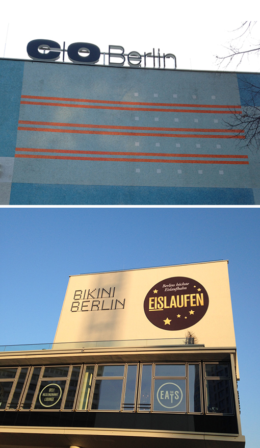 CO Berlin, Bikini Berlin, Berlintipps