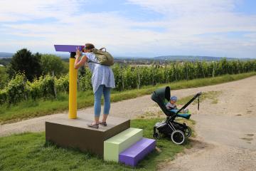 Rehberger Weg, 24 Stops, Riehen