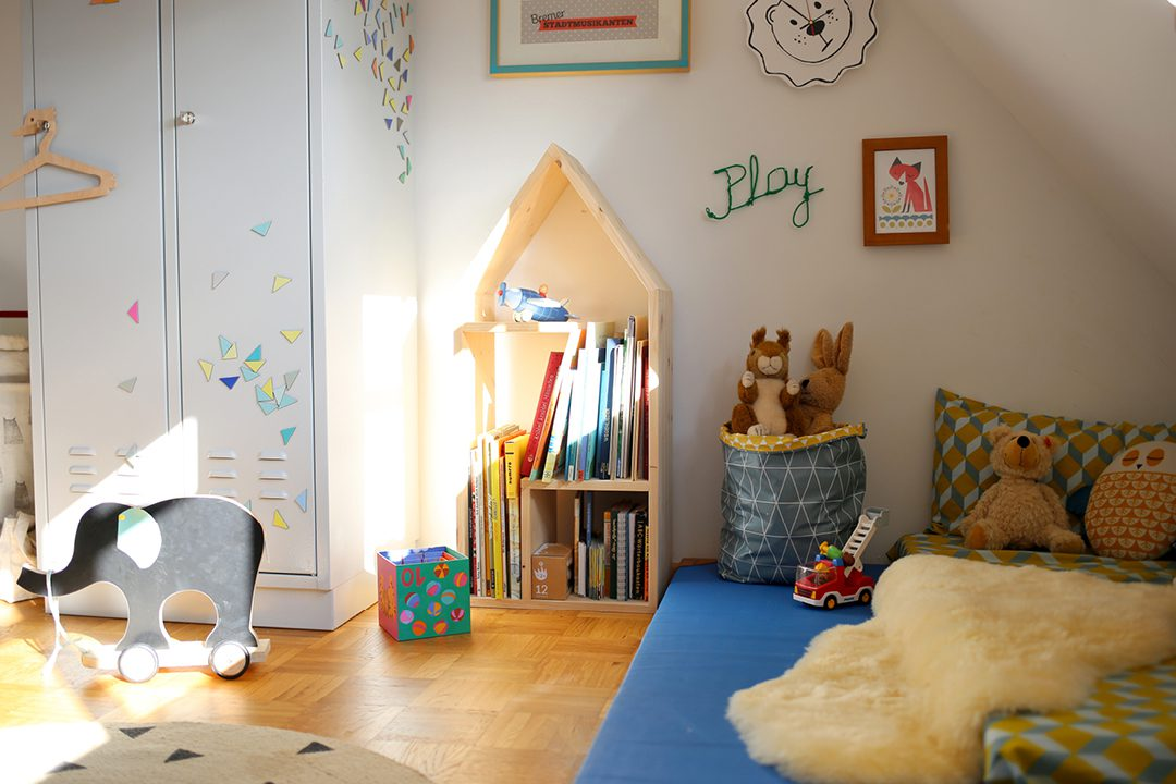 Interior-Blogger, Homestory, Kinderzimmer