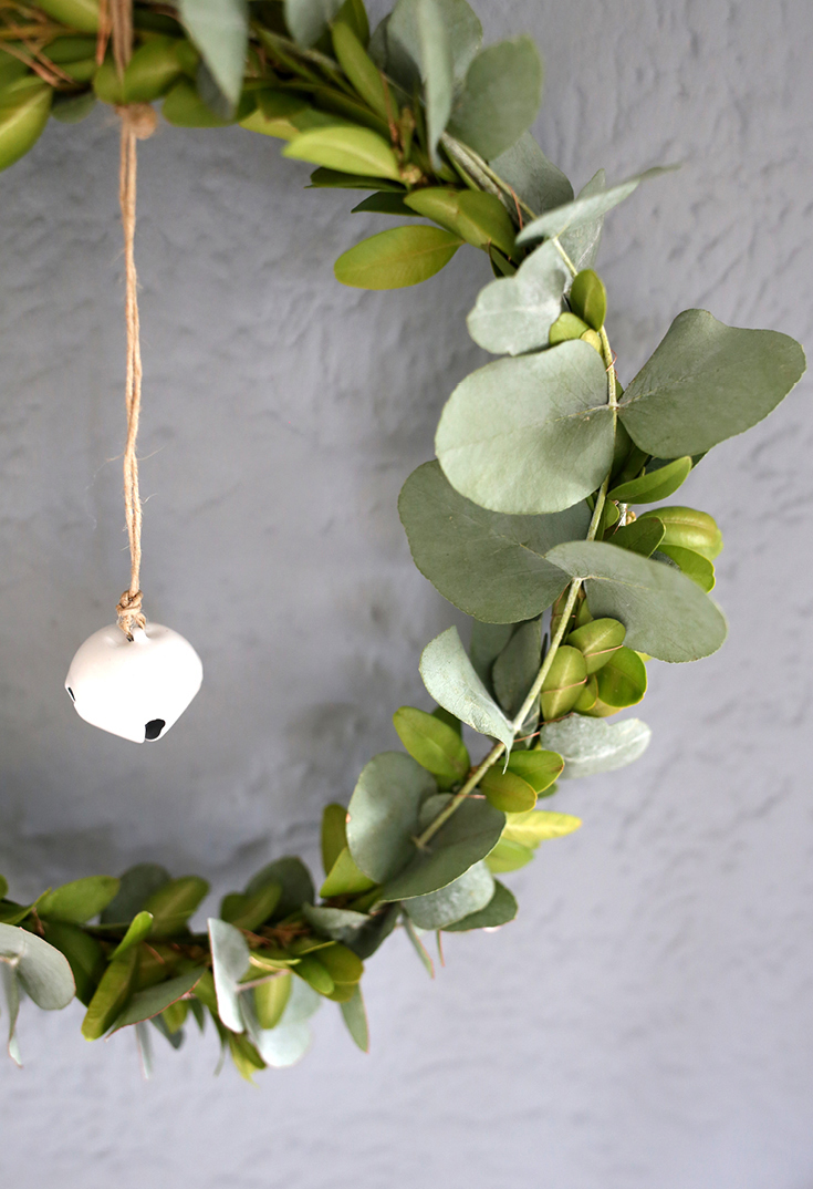Eukalyptus Kranz binden