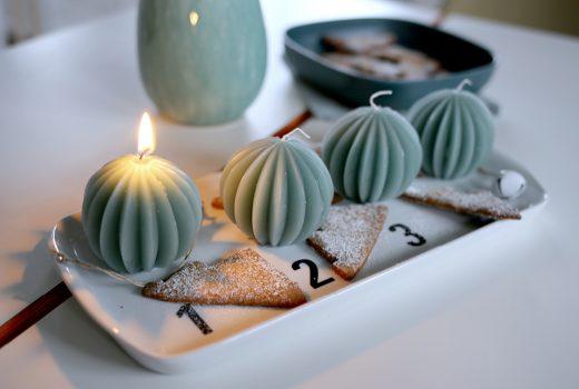 Kerzen-Meditation im Advent, Achtsamkeit