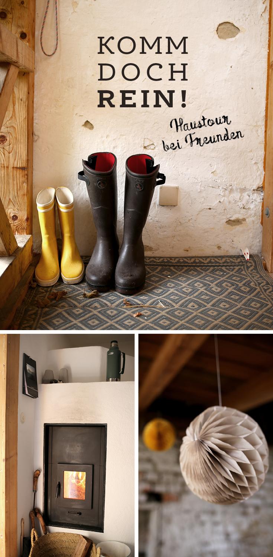 Wohnungsbericht, Interiorblogger, Haustour