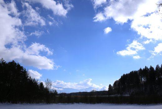 Osterseen, Iffeldorf, Winterwanderung mit Baby