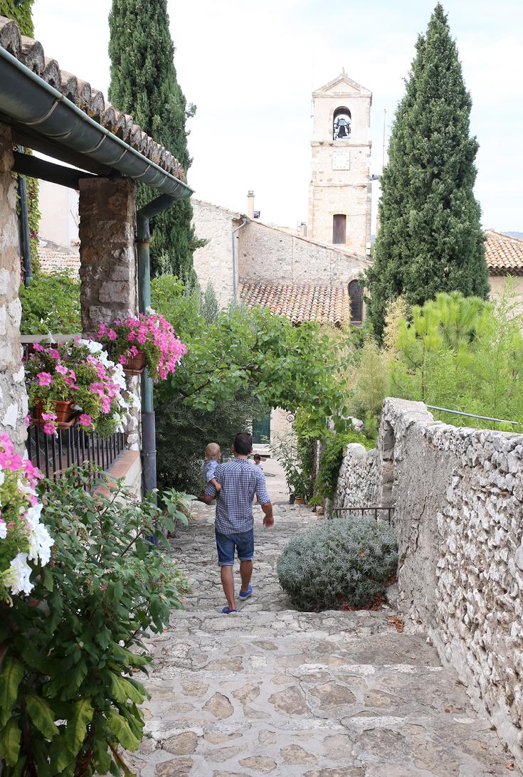 Provence, Ventabren, Reisen mit Kind, Airbnb, Frankreich