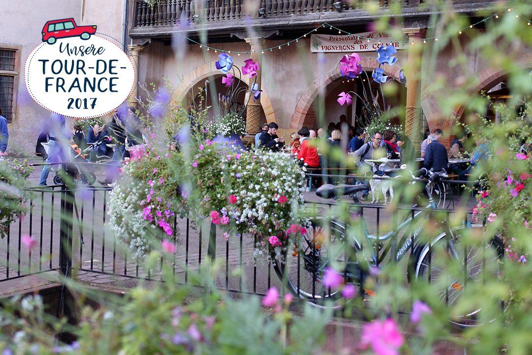 Elsass, Colmar, Frankreich, Reisen mit Kind, Frankreichtourismus, Frankreich entdecken
