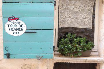 Ventabren, Provence, Frankreichreise