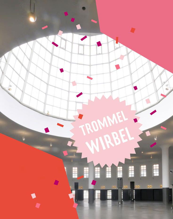 Love Circus Bash, Weddingfestival, Posthalle München, Herzlichst, Hochzeitspapeterie
