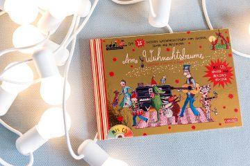 Weihnachtsbuch, Weihnachtslieder für Kinder, Weihnachts-Karaoke
