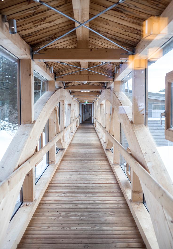 Rooftop SPA Forsthofalm, Wellneshotel Tirol