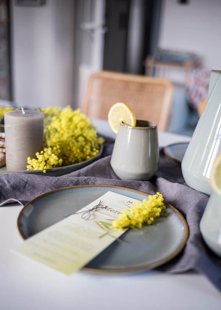 Interiorblog, Homestory, Grey Yellow, Mimosen