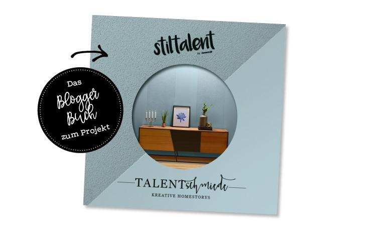 talentschmiede, toom, blogger buch, diy buch, interior